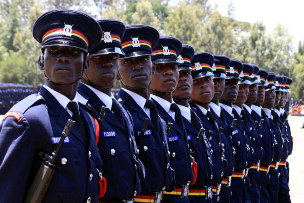 National Police Service make sweeping changes in 100 sub counties