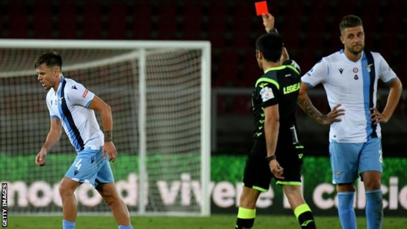 Lazio's Patric handed four-match ban for biting – KBC