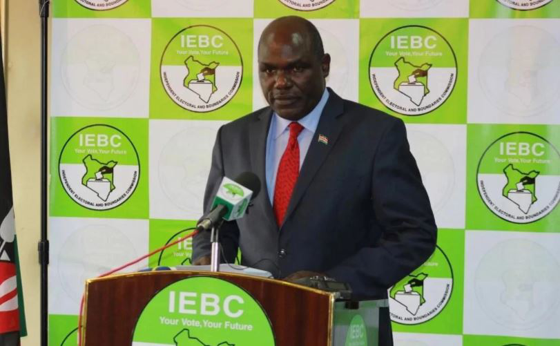 IEBC to conduct afresh by-elections on 15 December