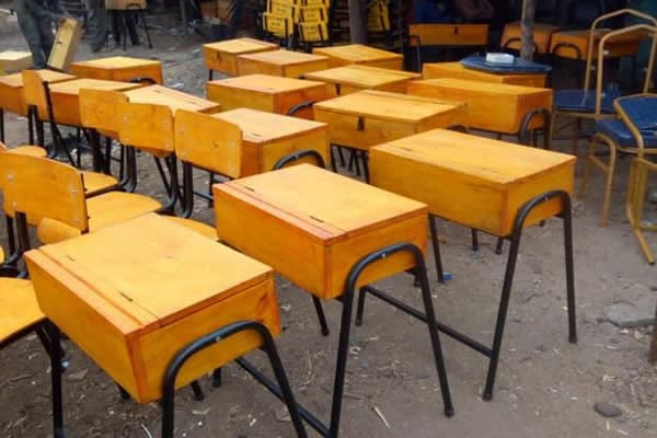 Schools in Kisumu County set to receive desks before end month