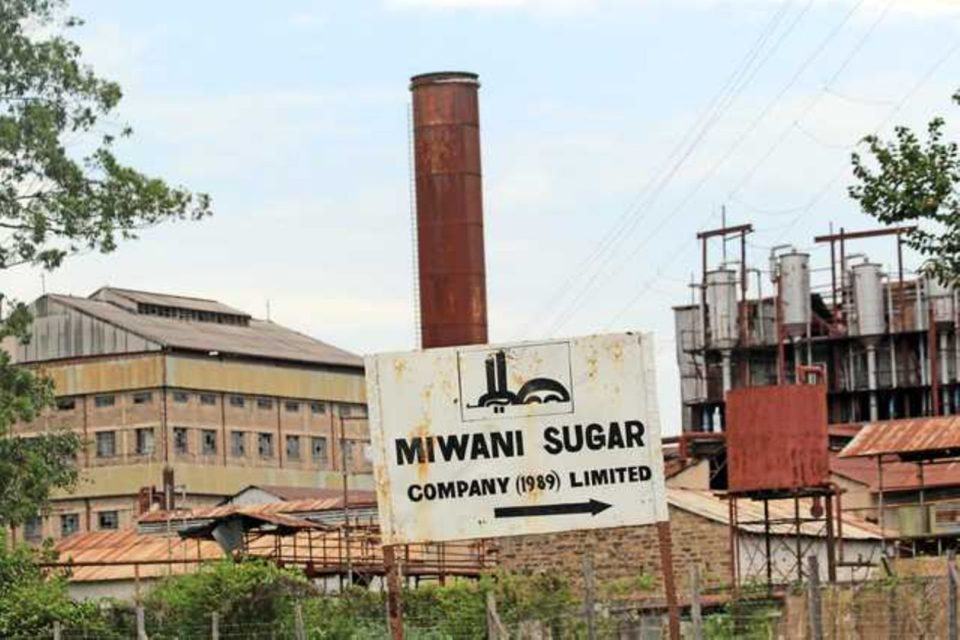"""Govt. to reclaim 10,000 acres """"grabbed"""" from Miwani Sugar Factory"""