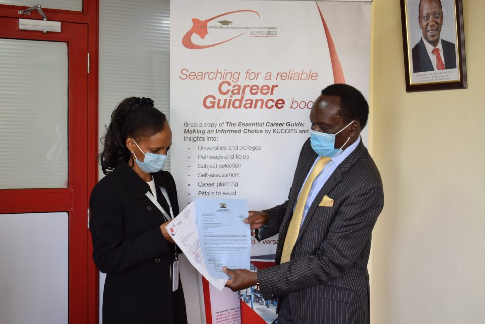 Agnes Wahome appointed as KUCCPS acting CEO