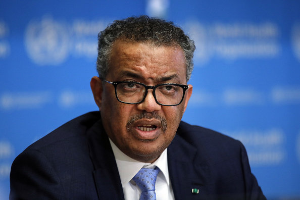 WHO Director in quarantine after contact tests positive