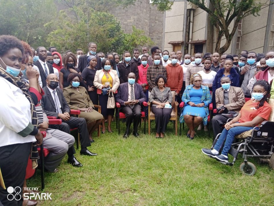 Egerton University unveils accessible counselling services for students