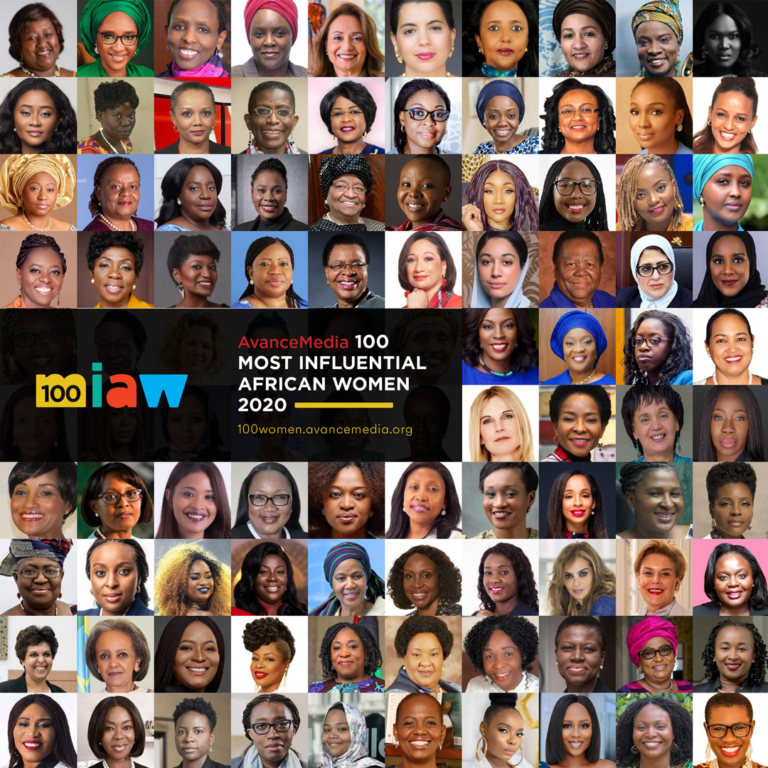 A collage of all the beautiful women whose portraits were